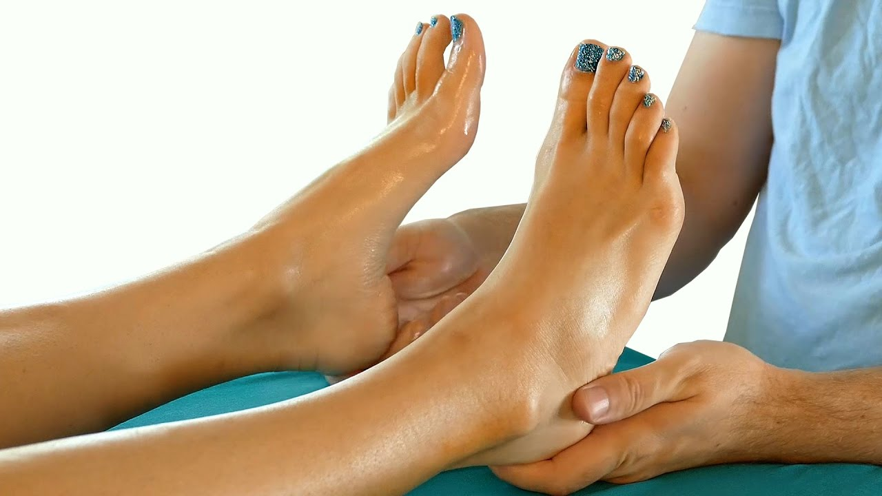 The Foot Massager You Need