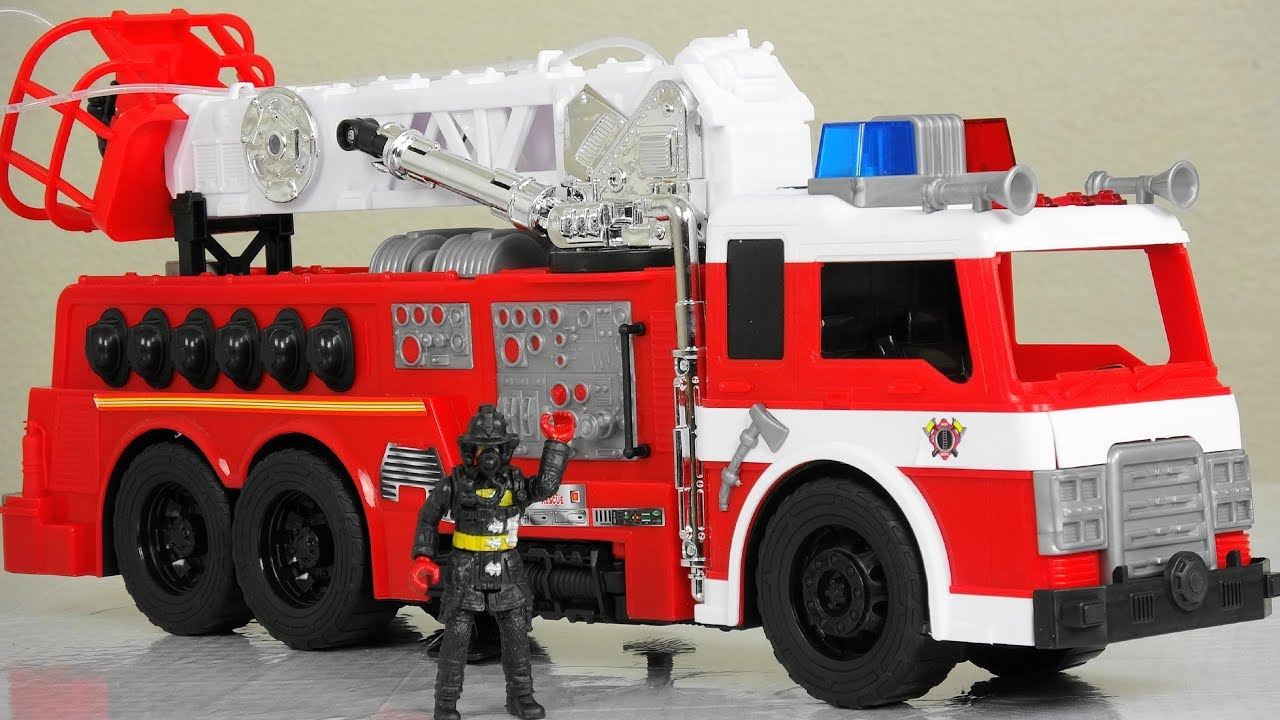 Mistakes You Should Avoid When Buying a Toy Fire Truck