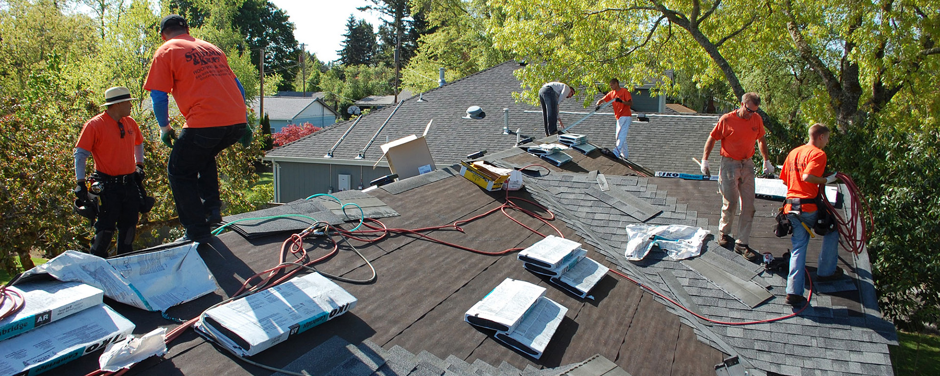 When to Replace a Roof?
