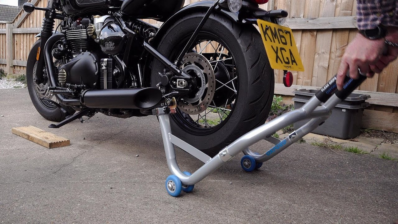 best motorcycle stand