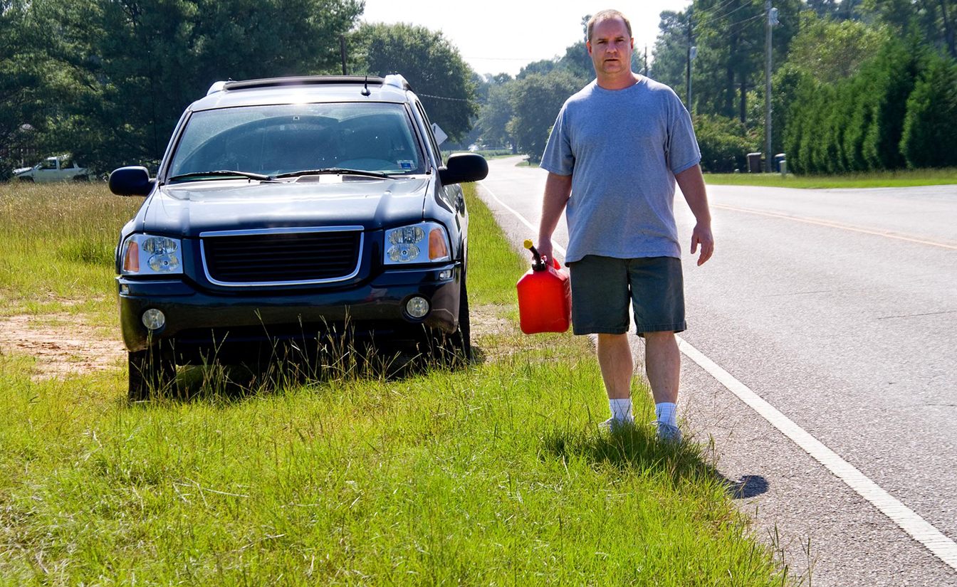 Making Use of Roadside Assistance