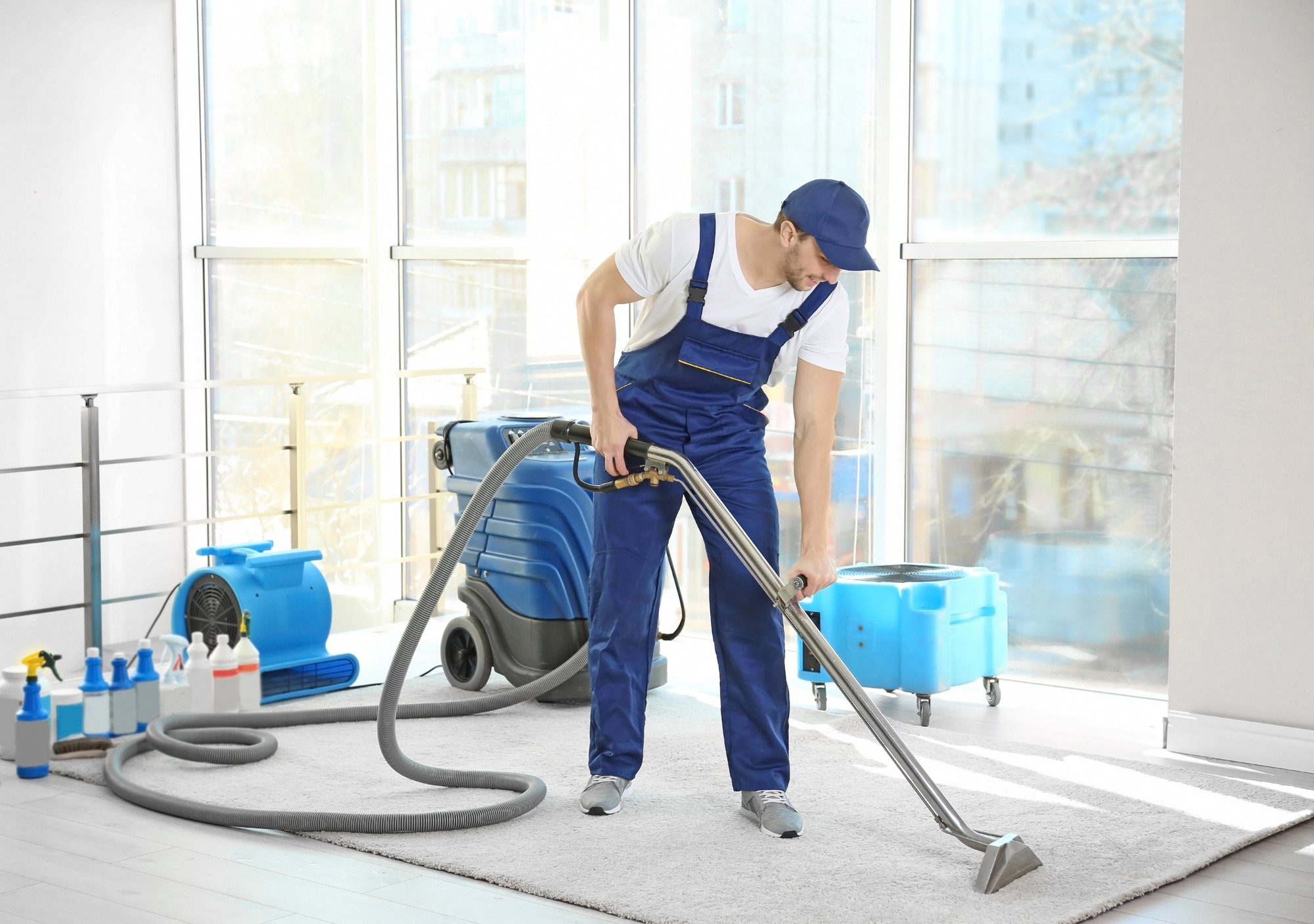 Steps to Hiring The Best Carpet Cleaning Service