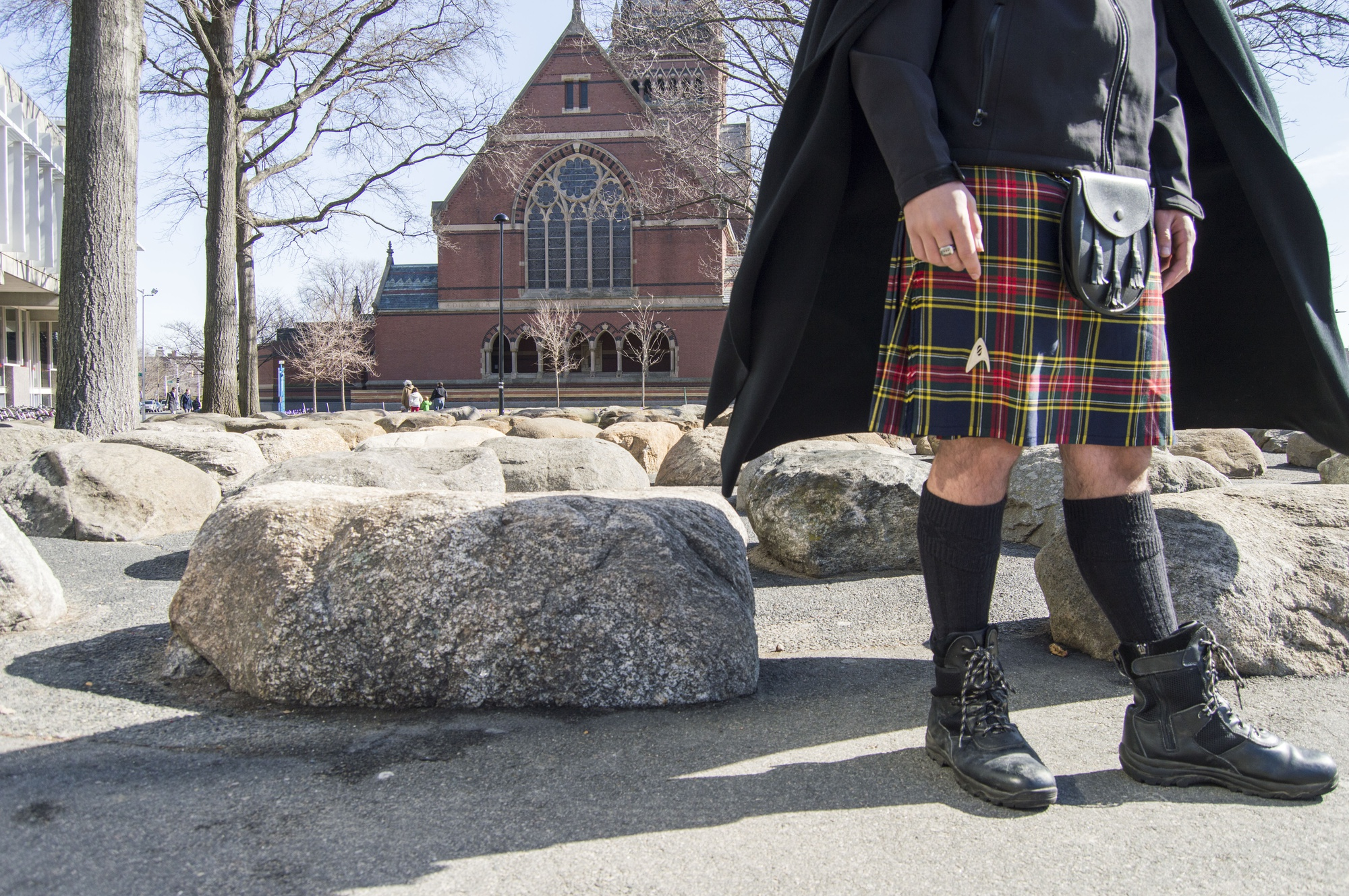 Why Men Wear Kilts