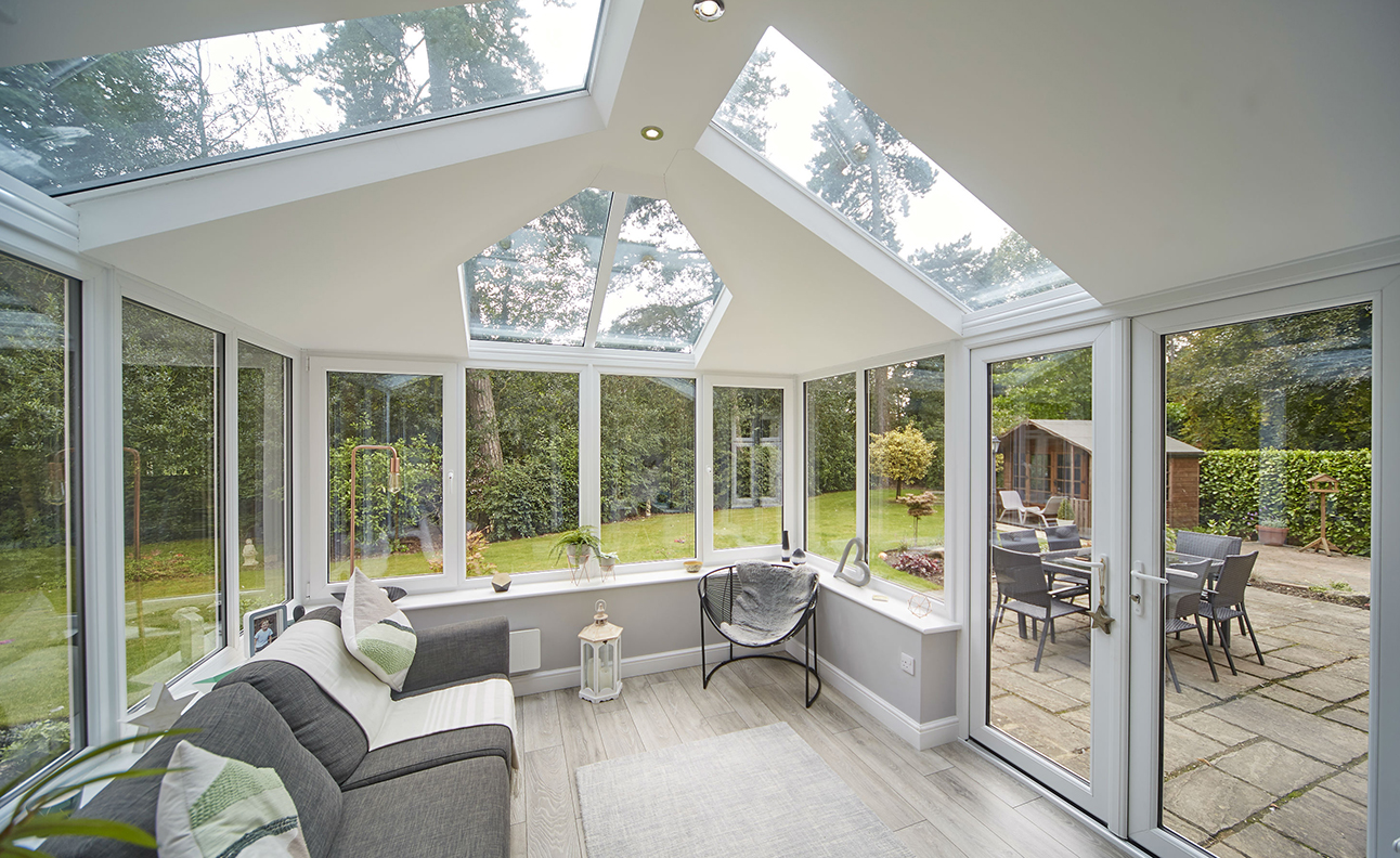 The Benefits of Conservatory Conversion