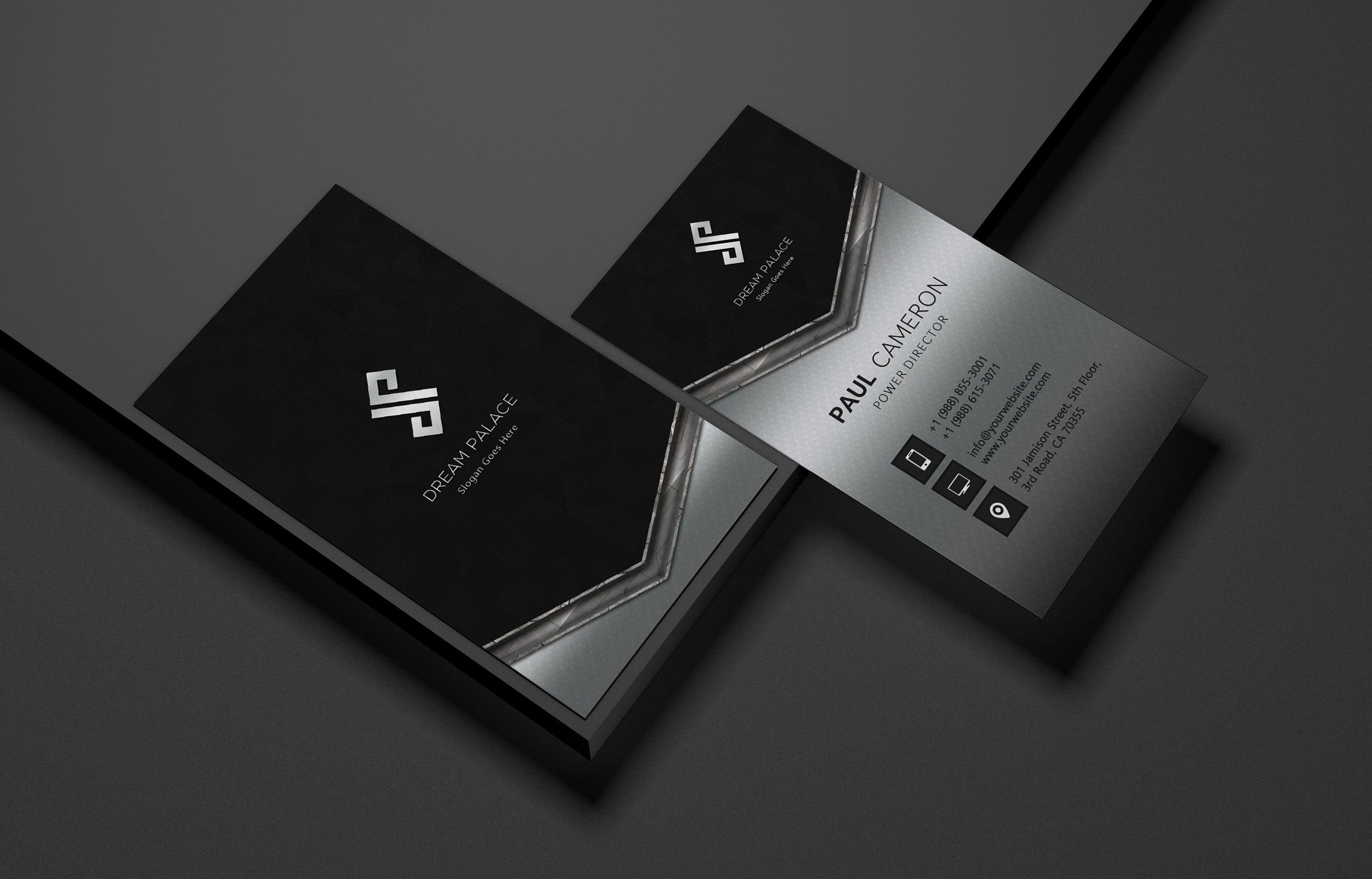 This Information is No Longer Necessary For Business Cards